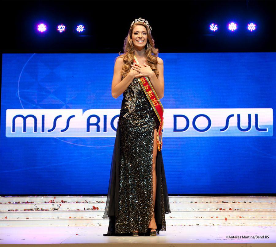 Concurso Miss Rio Grande do Sul 2015 – Lista Completa  de Candidatas