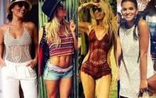 Biquínis de Crochê Nova Tendência do Verão 2015 – Ver Modelos