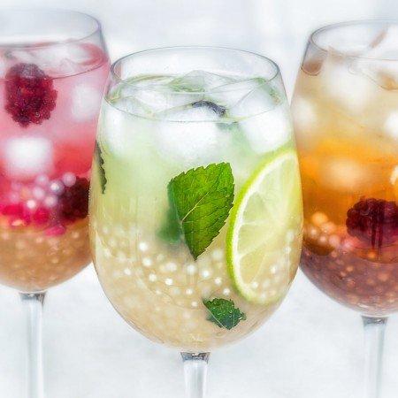 Chá de Bolhas Nova Bebida do Verão 2015 – Receita e Como Fazer