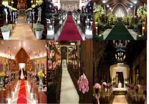 Cerimônias de Casamentos 2015