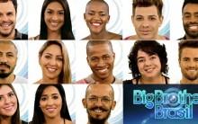Big Brother Brasil 2015 – Lista com Nomes de Participantes BBB15