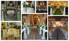 Decoração de Igrejas Para Cerimônias de Casamentos 2015