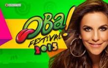 Festival Bloco Oba Carnaval 2015 – Comprar Ingressos Online