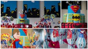 Festa de Aniversário Infantil Tema Super-Heróis