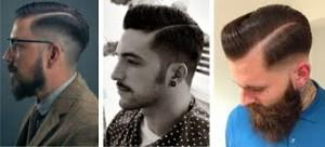 Penteados Masculinos Repartidos Nova Tendência 2015