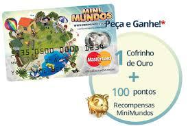 Cartão Cidadão Minimundos