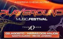 Festival Playground Music RJ 2015 – Comprar Ingressos Online