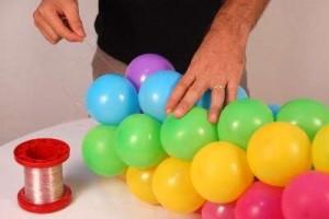 Como Fazer Arcos de Balões  Para festa Aniversário Infantil – Ver Vídeos Passo a Passo