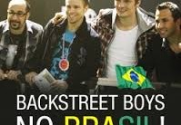 Banda Backstreet Boys no Brasil 2015 – Comprar Ingressos