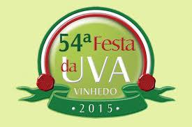 Festa da Uva e Vinho Vinhedo SP 2015
