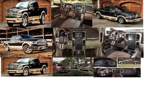 Nova Picape  Dodge Ram Laramie Longhorn 2015 – Ver Fotos, Preço, Características e Vídeos