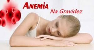anemia-gravidez