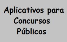 Aplicativos Gratuitos Para Concursos Públicos 2015 – Como Baixar