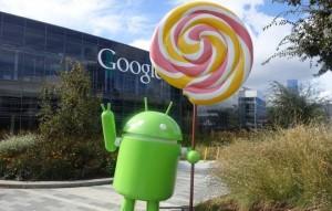 Nova Versão Android Lollipop  5.1