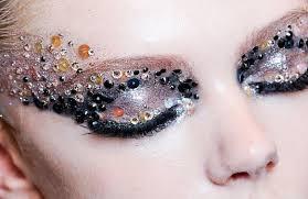 Maquiagens de Carnaval Com Lantejoulas – Como Fazer, Vídeo Passo a Passo