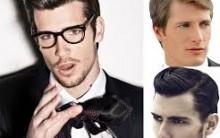 Penteados Masculinos Repartidos Nova Tendência 2015 – Ver Fotos