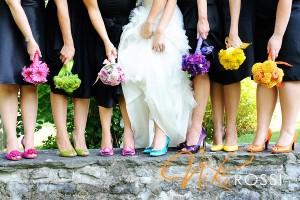 sapatos de noiva coloridos 1