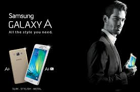 Novo Smartphone Samsung Galaxy A 2015