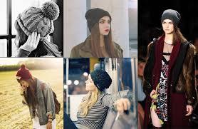 Gorros Femininos Tendências Para o Outono-Inverno 2015 – Ver Modelos