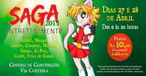 Festival o Saga em RN 2015