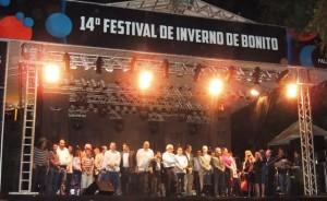 Festival de Inverno de Bonito MS 2015