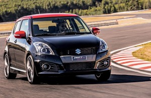 Novo Carro Swift Sport Suzuki 2015