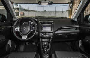 painel Novo Carro Swift Sport Suzuki 2015