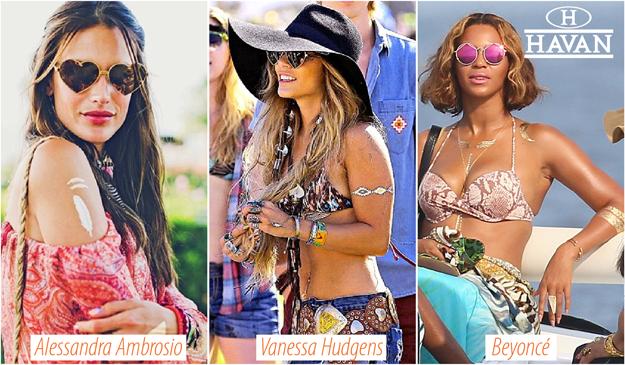 Flash Tattoos Tendências da Moda 2015 – Ver Modelos