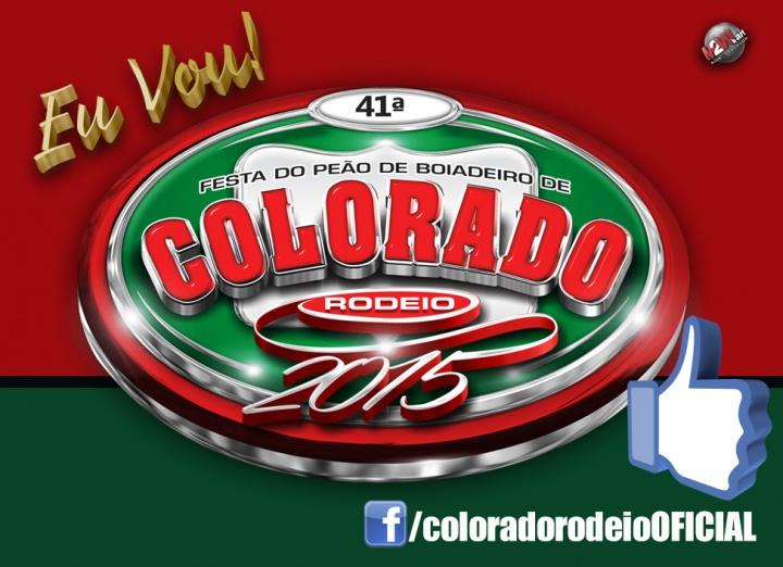 Festa do Peão de Boiadeiro de Colorado 2015 – Programação e Ingressos