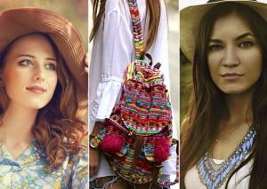 Estilo Folk Nova Tendência de Moda Para o Inverno 2015 – Ver Modelos