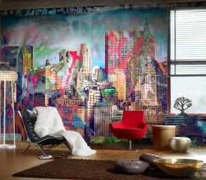 grafite-sala-desenho-predios