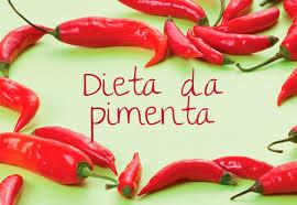 Dieta da Pimenta Para Manter a Forma