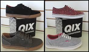 Coleção de Tênis Qix