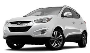 Carro Tucson Hyundai 2015