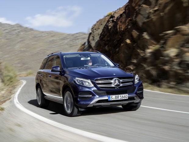 Carro Mercedes Benz Suv ML 2016 – Preço, Fotos, Características e Vídeos