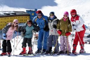 Temporada de Neve em Portillo
