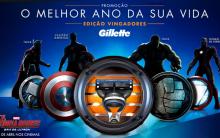 Promoção Gillette e Vingadores 2015 – Como Participar