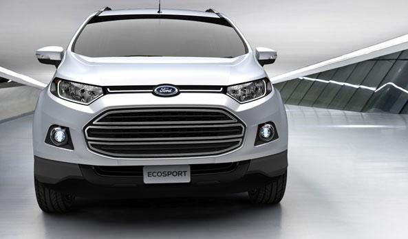 Novo Carro Ford Ecosport com Advance 2015 – Fotos, Preço, Vídeos e Característica