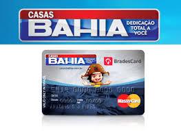 Cartão de Crédito Casas Bahia – Como Solicitar Pela Internet