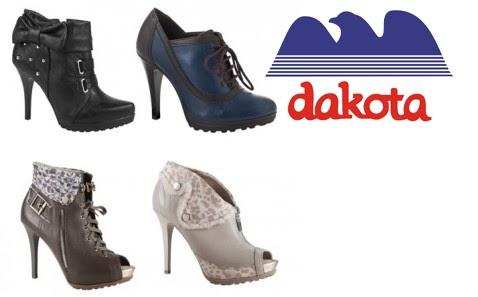 Nova Coleção de Calçados Dakota Outono Inverno 2015 – Comprar Online