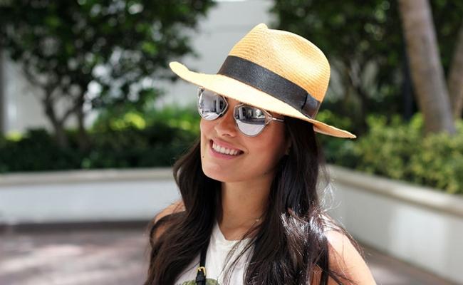 Chapéu Panamá Moda Inverno 2015 – Ver Modelos