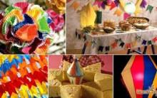 Tendências em Decoração Para Festa Junina 2015 – Modelos