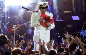 Projeto Emoções em Alto Mar Roberto Carlos 2016