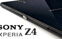 Novo Smartphone Sony Xperia Z4 2015 – Qual o Preço e Onde Comprar