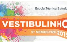 Vestibulinho Etec Segundo Semestre 2015 – Fazer as Inscrições