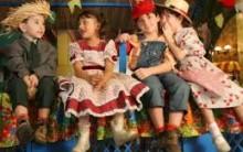 Trajes de Festa Junina Infantil Tendências 2015 – Modelos e Onde Comprar