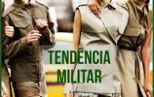 Tendência Verde Militar Moda Inverno 2015 – Ver Modelos