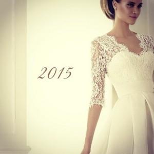 Vestidos de Noivas Modelos Sereia Tendência 2015
