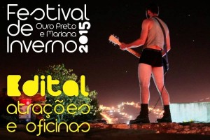 Festival de Inverno de Ouro Preto e Mariana 2015