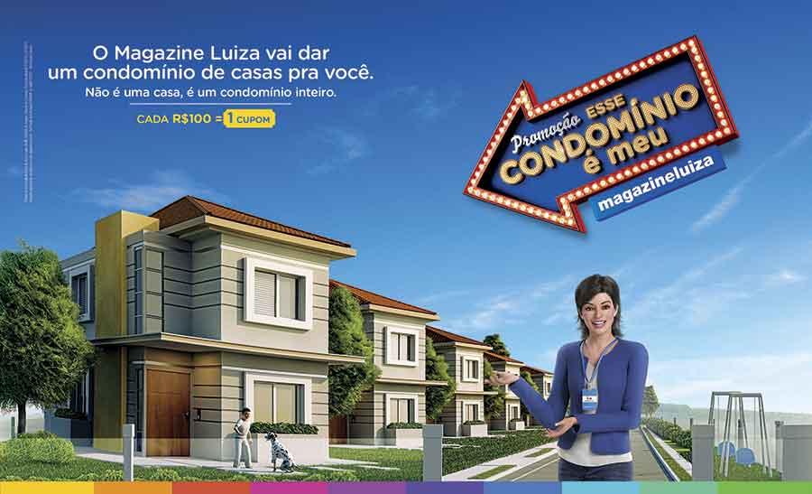 Magazine Luiza Promoção Esse Condomínio é Meu – Como Participar